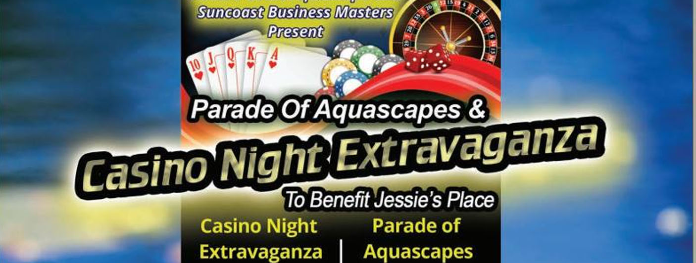 Casino Night Extravaganza & Parade of Aquascapes
